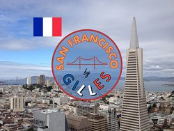 San Francisco by Gilles