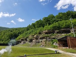 Historic Brushy Mountain State Penetentiary