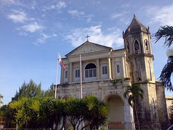 This beautiful church was destroyed in a strong earthquake in 2011 but thankfully being rebuilt to it's old glory.