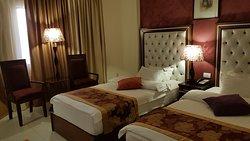 schönes Hotel für einen kurz Tripp nach Petra