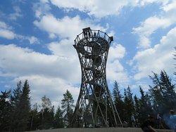 Wieza widokowa na Borowej
