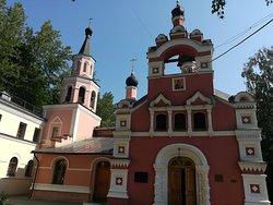 Temple of Our Lady's Icon the Skoroposlushnitsa