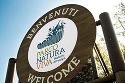 Parco Natura Viva - Bussolengo - Verona - ingresso del parco