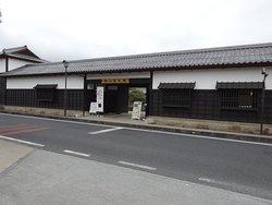 歴史館の入口です。
