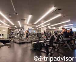 Fitness Center at the Park MGM Las Vegas