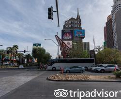 Street at the Park MGM Las Vegas