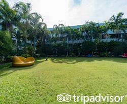 Grounds at the B-Lay Tong Phuket