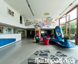 Lobby at the B-Lay Tong Phuket
