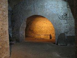 Basilica di San Crisogono - lower level
