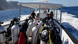 Great three days diving