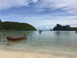 When you are in Thailand & Krabi come and visiting at wake cup by Max Krabi southern Thailand thanks everyone