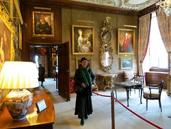 The Brown Drawing Room