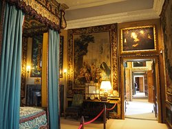Queen Elizabeth's Bedroom (though she never stayed)