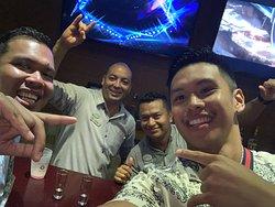 Best bartenders in the whole resort.