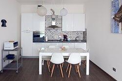 Appartamento Tourquoise - Cucina