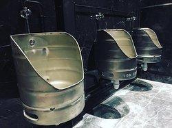 Des toilettes originales