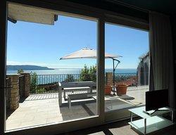 Appartamento Tourquoise -  Vista dal soggiorno