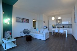 Appartamento Tourquoise - Soggiorno