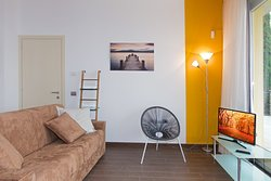 Appartamento Yellow - Soggiorno
