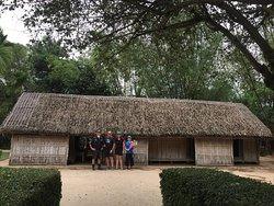Dong Du village - Pumat national Park
