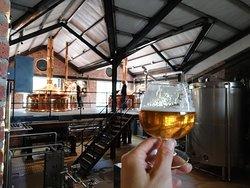 Cheers! Excellent beer @heyjoebrewingco
