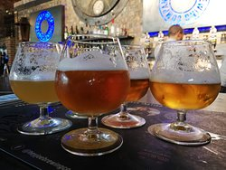 Beer tastings @heyjoebrewingco