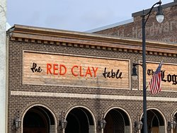 Red Clay Table
