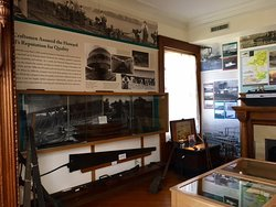 The exhibits in the steamboat museum are comprehensive, educational, and show a slice of life in a bygone era.  They also cover modern river navigation to better understand what life is like on todays' inland rivers.