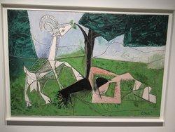 """""""Le printemps"""" (1956) par Pablo PICASSO (1881-1973)"""