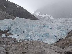Nigard Glacier