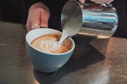 Mary-Jane's Latte