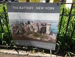 Battery Park poster