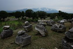 Philippi Archaeological Site.