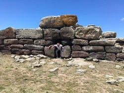Tomba dei giganti Sa Domu e S'Orcu