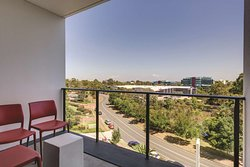 adina apartment hotel norwest sydney two bedroom apartment balcony
