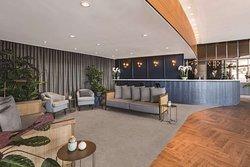 vibe hotel rushcutters sydney lobby