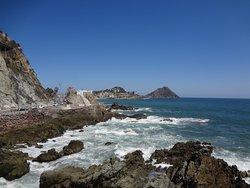 Punta de Clavadistas