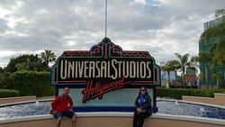 Cartel Ingreso Universal Studios