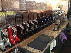 Degustazione e vendita caffe monorigine,specialty coffee cup of excellence.
