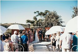 Wedding at The Packshed