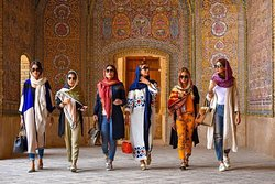 Iran Dress code for a woman travelling