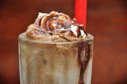 MilkyWay Coke Float