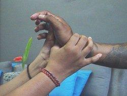 Hand Massages