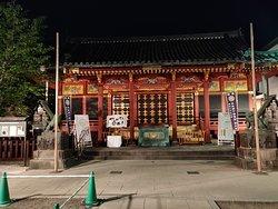 Cripta de Asakusa.