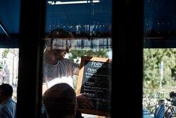 MiTo Strasbourg - Milano Torino - Restaurant italien - Naples - Pizza - cocktails - Terrasse
