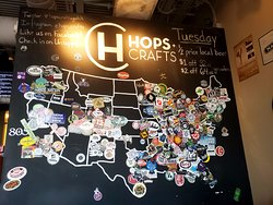 Hops and Crafts