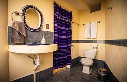 Bathroom of Pura Vida #12
