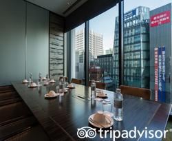 Meeting Rooms at the Oakwood Premier Tokyo