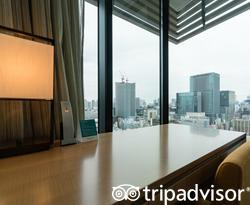 The One-Bedroom Apartment at the Oakwood Premier Tokyo