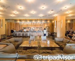 Lobby at the Trunk(Hotel)